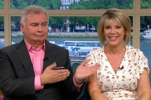 eamonn holmes in this morning racism row after blasting meghan markle as he threatens to sue viewer