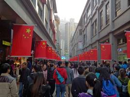 China orders shops to remove Arabic from signs as persecution of Muslims intensifies
