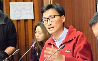 hong kong lawmaker eddie chu says he received death threats from triads following earlier row ...