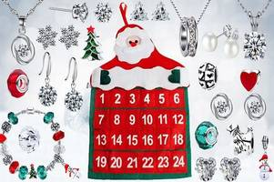 swarovski advent calendar is back for christmas - and you can buy it now
