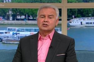 eamonn holmes threatens to 'sue' viewer after meghan markle racism row heats up