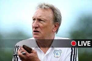 cardiff city transfer news live: warnock reveals latest on striker hunt and makes loan hint