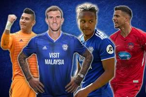 the cardiff city xi you can expect to see against wigan athletic and the big call warnock has to make
