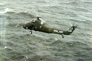 royal navy archive photos of the 1979 fastnet race disaster rescue operation