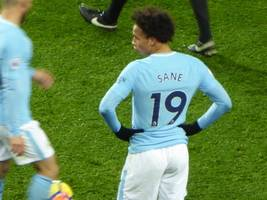 bayern munich deny agreement with man city star sane
