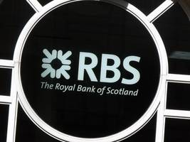 city reacts as rbs serves up £1.7bn boost for shareholders