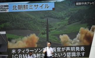 north korea fires short-range ballistic missiles but trump says he's still open to talks