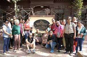a walk-through of azadi in mumbai