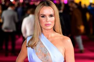 amanda holden furious as ad uses her name to sell diet product