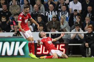 swansea city transfer digest: nottingham forest star linked, mcburnie completes sheffield united move and birch's transfer pledge
