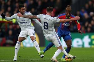 what neil warnock has said about victor camarasa amid interest from crystal palace and burnley