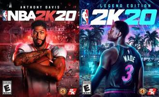these are the 20 best players in the nba, according to 'nba 2k20'