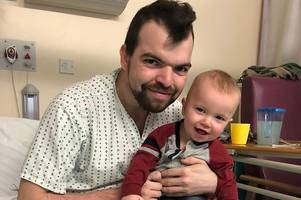 'i couldn't save my son... but it is not too late to save someone else's child' - caring dad embarks on awareness mission following death of 14-month-old arthur