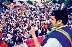 no denying issues in saffron pact: cm