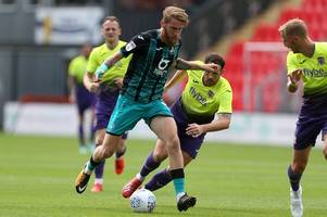 leeds united striker in advanced talks, brighton 'agree' £20m deal for star centre-back as oli mcburnie exit official - championship transfer rumours