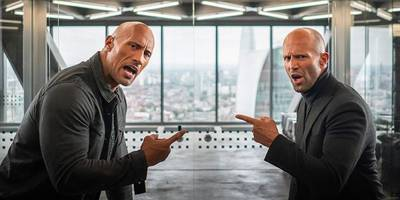 'fast & furious' spin-off 'hobbs & shaw' comes out on top of a competitive weekend at the box office