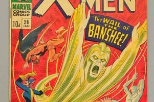 secret stash of rare superhero comics found in loft after 50 years