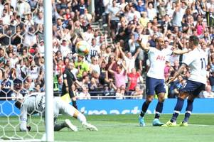 spurs first half player ratings: lucas moura scores as tanguy ndombele tries to find his feet