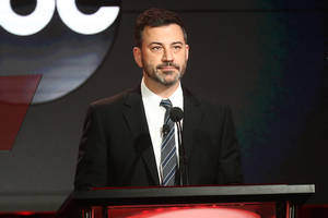 Jimmy Kimmel Defends Working With Mark Burnett After Blaming 'The Apprentice' Producer for Donald Trump