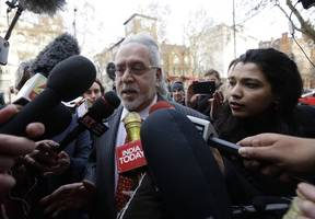 uk firm diageo to enforce loan repayment by fugitive indian tycoon vijay mallya