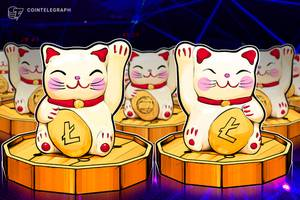 litecoin price fails to pass $100 on day of halving