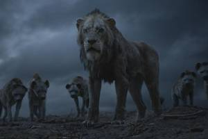 does disney's 'the lion king' remake have a post-credits scene?
