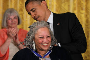 toni morrison tributes pour in from barack obama, chance the rapper and more: 'national treasure'