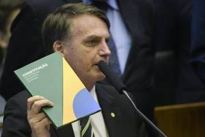 brazil's bolsonaro says he hopes criminals 'die like cockroaches' under proposed law change