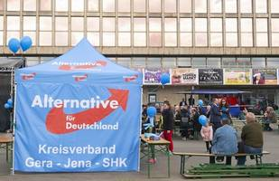 looking for an alternative: afd soars in east germany polls ahead of crucial regional elections
