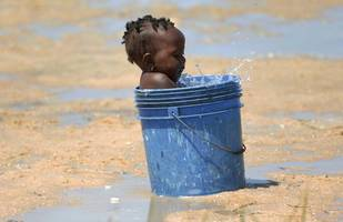 nearly 25 percent of the world's countries could face extreme water stress