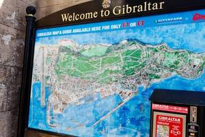 'a strait for a strait': iran demands access to gibraltar waters after uk joins us ...
