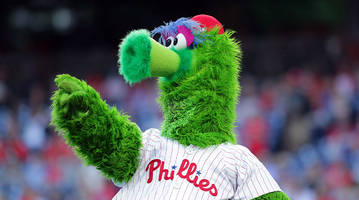 will phillies have to ditch phillie phanatic mascot?