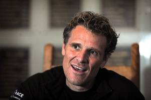 james cracknell joins strictly come dancing 2019 after ex-wife 'banned him from show'
