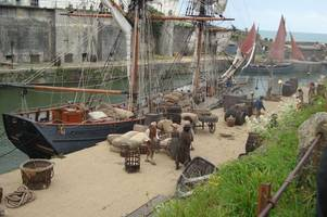 couples could soon have a poldark wedding at charlestown's historic harbour