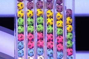 national lottery: the winning lotto and thunderball numbers with a triple rollover £8.5 million jackpot up for grabs
