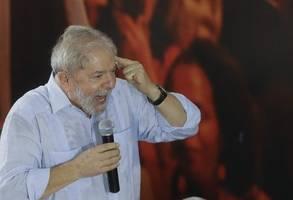 Brazil Court Orders Lula's Transfer to Sao Paulo Jail