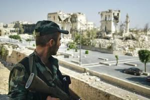 damascus scraps truce, advances on rebels