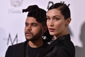 The Weeknd and Bella Hadid split again