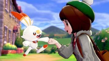 pokémon sword and shield let pokémon get jobs in galar's gig economy