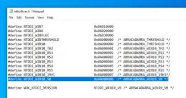 Codenames of Next Windows 10 Versions Confirmed