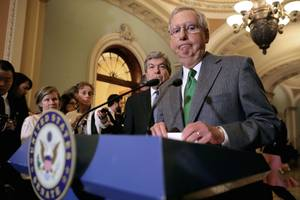 Mitch McConnell's campaign account was locked on Twitter after it posted a video of protesters threatening the senator in Kentucky