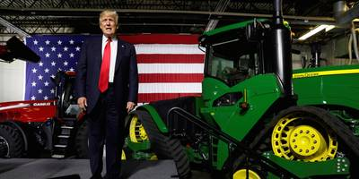 farmers slam trump's china tariffs despite billions spent on aid packages — 'farmers do not want a payout'