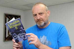 tamworth inspector andy gilbert's fascinating paranormal police stories