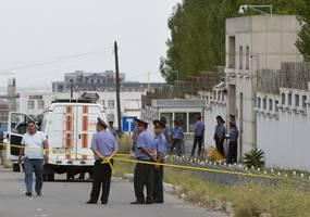 kyrgyzstan crisis escalates after raid on ex-president's home