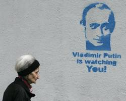 putin's 20 years on global stage