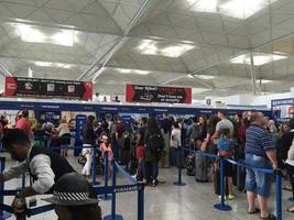 [update] british airways system failure leaves passengers stranded at heathrow airport