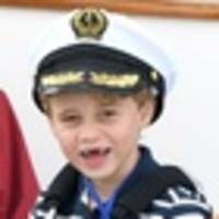 prince george cheers on parents in yacht race against bear grylls