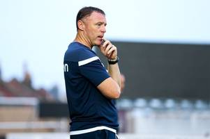 graham coughlan full transcript: what bristol rovers should expect from wycombe wanderers; why victor adeboyejo started at blackpool