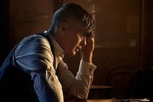bbc reveals when peaky blinders season five will be on tv (and there's not long to wait)