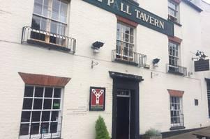 former landlord of pall tavern in yeovil jailed for series of brutal on partner